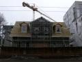 Jumiķu darbi: Dzīvojamo ēku komplekss Rīgā, Čaka ielā