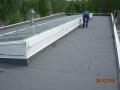 Jumtu remonti / siltināšanas darbi: CSDD tehniskās apskates stacija Gulbenē