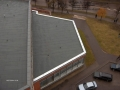Jumtu remonti / siltināšanas darbi: Viesnica