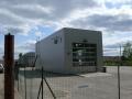 Jumtu remonti / siltināšanas darbi: CSDD tehniskās apskates stacija Balvos