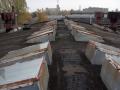 Jumtu remonti / siltināšanas darbi: Rīgas Vagonbūves Rūpnīca AS (RVR)